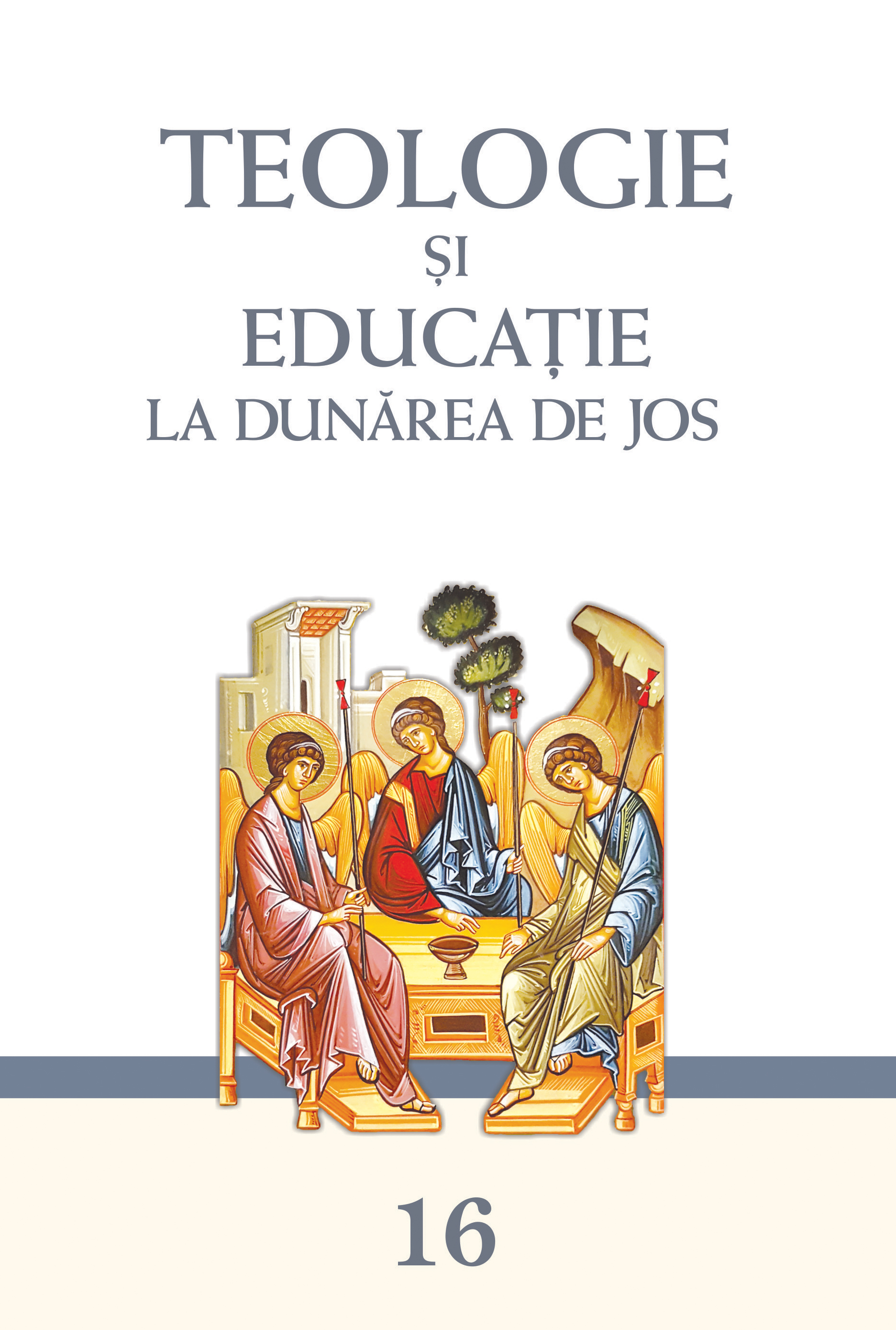 THEOLOGY AND EDUCATION AT THE LOWER DANUBE Cover Image