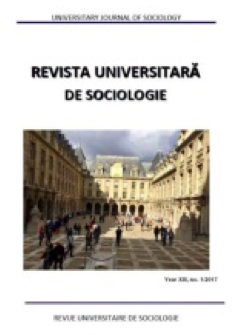UNIVERSITARY JOURNAL OF SOCIOLOGY Cover Image