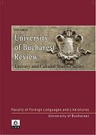 University of Bucharest Review. Literary and Cultural Studies Series Cover Image