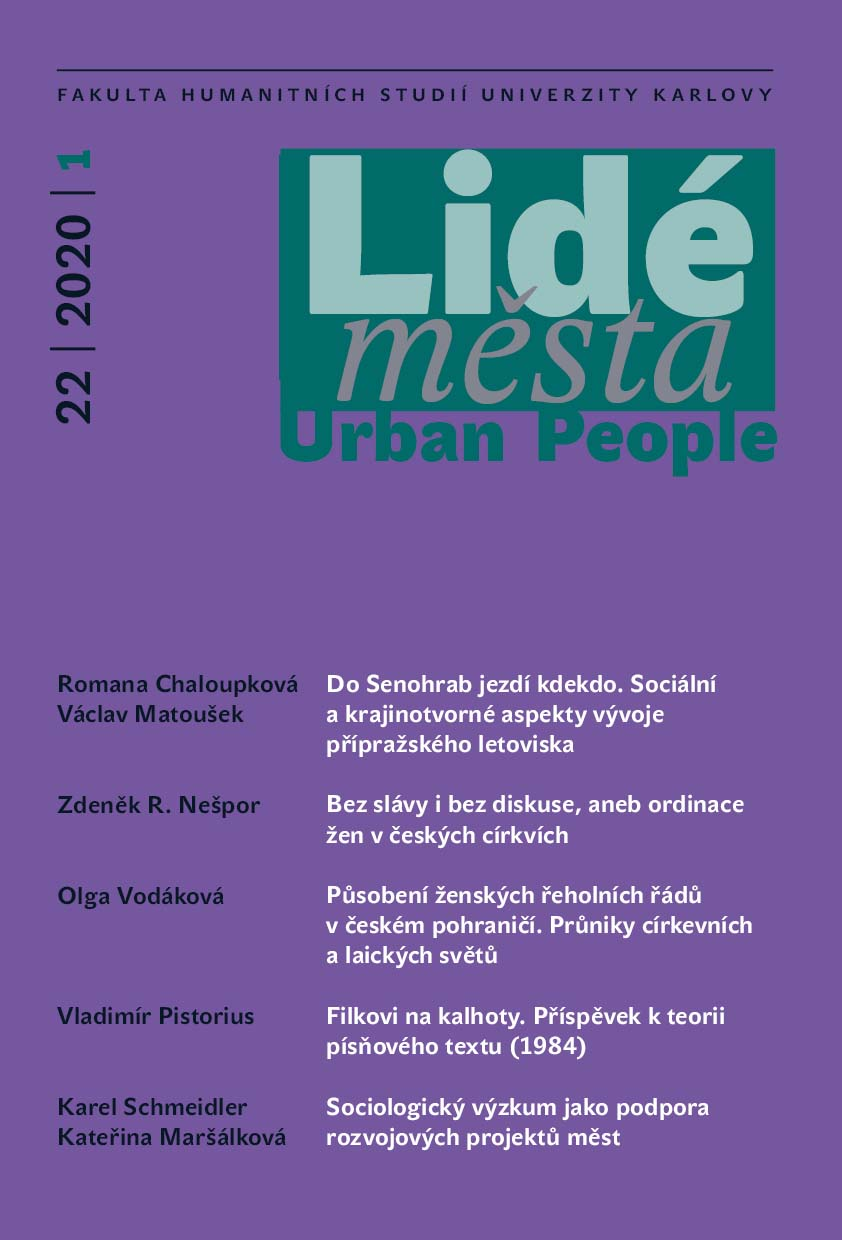 Urban People Cover Image