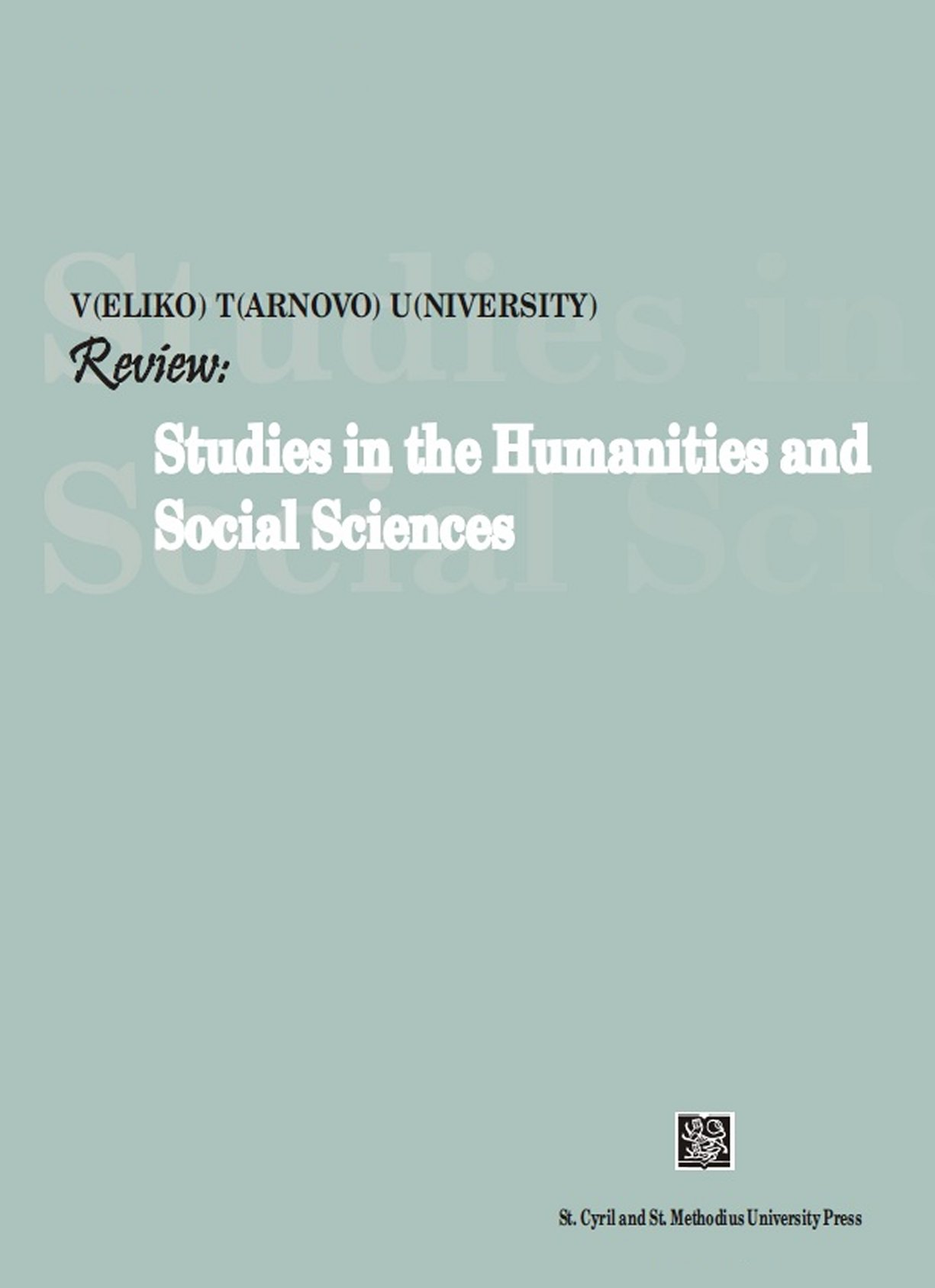 VTU Review: Studies in the Humanities and Social Sciences