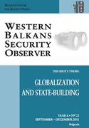 Western Balkans Security Observer - English Edition