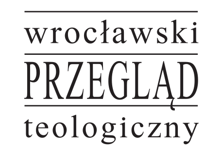 Wrocław Theological Review Cover Image