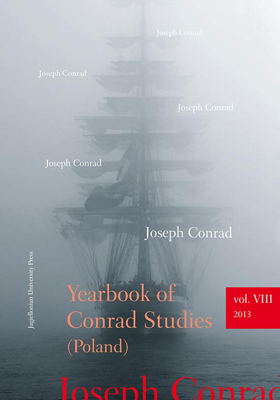 Yearbook of Conrad Studies (Poland) Cover Image