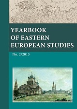 Yearbook of Eastern European Studies