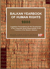 Yearbook of the Balkan Human Rights Network